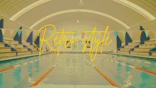 수영장 색감보정 연습(레트로 느낌)