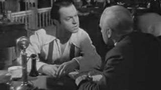 Citizen Kane - How to Run a Newspaper