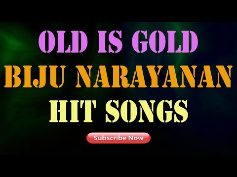 Old Is Gold Biju Narayanan Hits