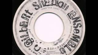 Gilbert Shelton Ensemble - If I Was A Hell