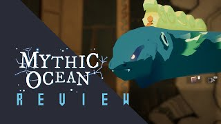 Mythic Ocean Review | Underwater narrative exploration (Video Game Video Review)