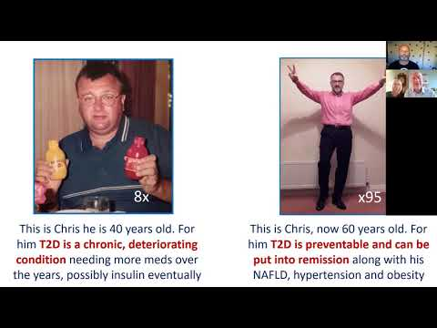 Fixing Obesity and Chronic Disease - with Dr. David & Jen Unwin!