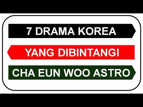7-drama-korea-yang-dibintangi-cha-eun-woo-astro