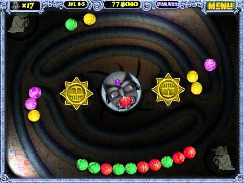Игры зума звездные войны игр драки губка боб