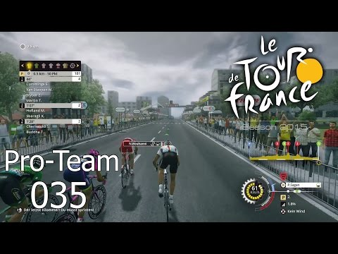 Tour de France 2015 Pro-Team [PS4] #035 - Zu früh im Wind [deutsch] [HD+] - Let's Play