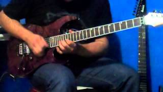 Dream Theater The Best of Times (Guitar Solo Cover)