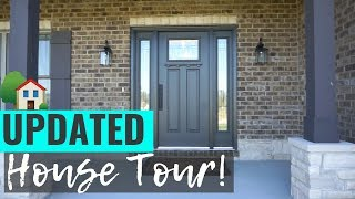UPDATED HOUSE TOUR 2019! | FURNISHED HOUSE TOUR