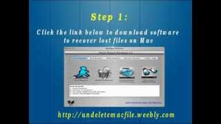 How to Recover Lost files On A mac Computer Easily