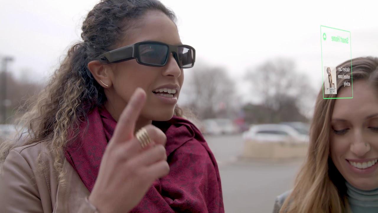 Vuzix Blade AR glasses are the next-gen Google Glass we've
