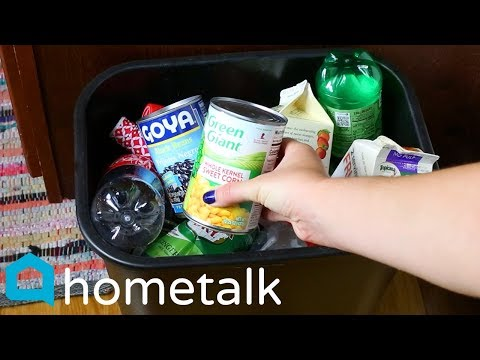 Recycled DIY's   6 best ways to repurpose the stuff in your recycling bin!   Hometalk