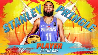 Stanley Pringle Jr. (Philippines) | Player of Day 2 | FIBA 3x3 World Cup 2018