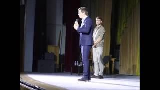 Дмитрий Комаров в Днепре: Мир наизнанку, Бразилия, Амазонка