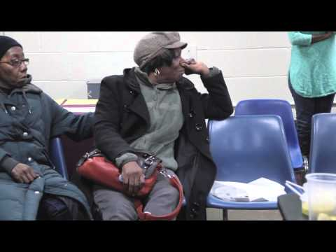 Resident Stories-Hurricane Sandy Aftermath Far Rockaway Queens, New York