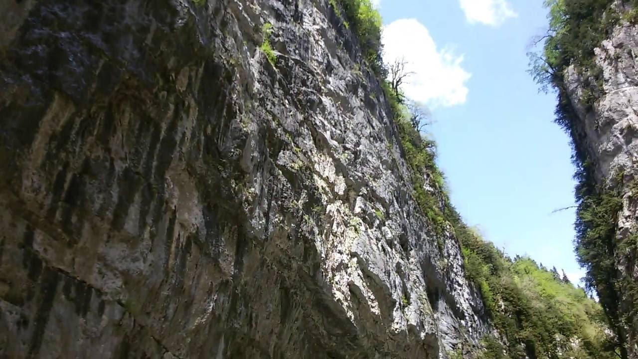 юпшарское ущелье фото