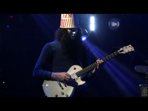 Buckethead: Culture Room - Fort Lauderdale, FL 2011-09-21
