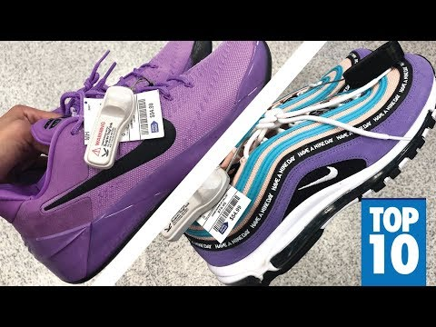 THE TOP 10 SNEAKER ROSS FINDS OF 2019!