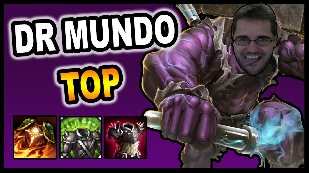 Dr mundo top s7 gu a maestrias runas y objetos for Mundo top build