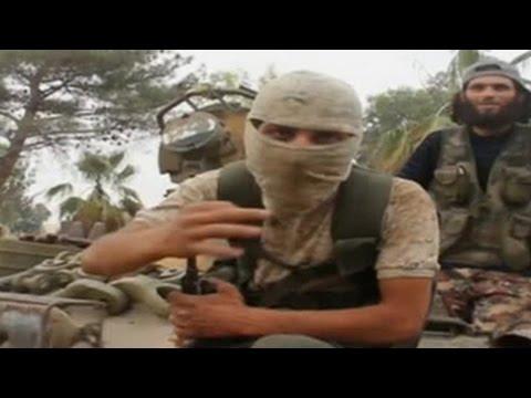Боевики ИГ оказались