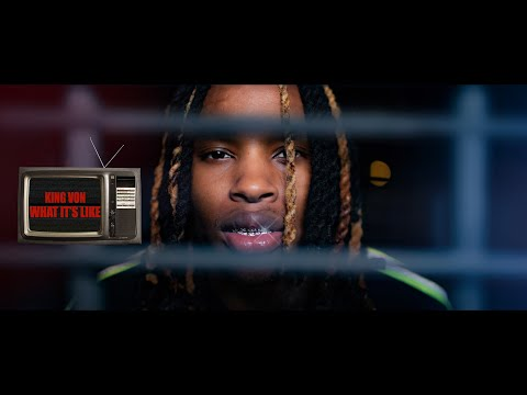 King Von – What It's Like (Official Music Video)