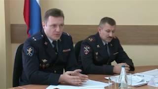 УМВД Белгорода подвело итоги 2017 года
