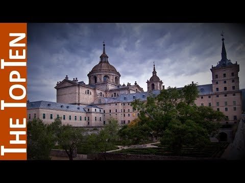 The Top Ten Amazing Christian Monasteries