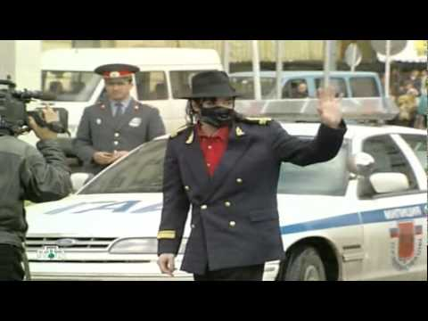 Michael Jackson in Russia  1993�