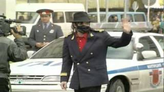 Michael Jackson In Russia 1993 1996