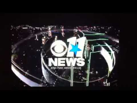 KTVT CBS 11 10PM Open 2010