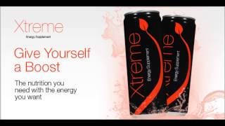 Xtreme Energy Drink Dietary Supplement - only from Xseed