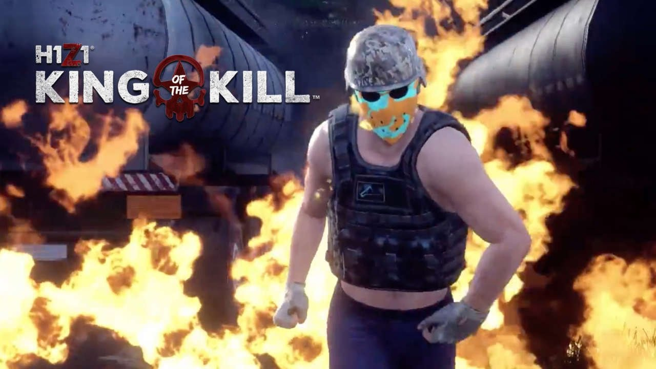 Live H1z1 King Of The Kill With Robo We Shall Survive