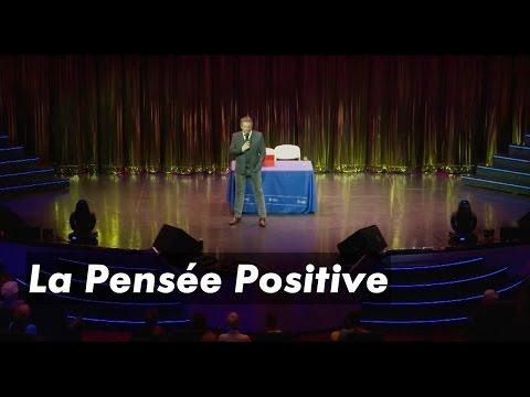 Conférence   PENSEZ POSITIF, UNE SCIENCE !