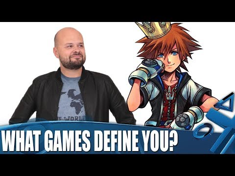 If You Had To Pick 7 Games That Define You, What Would They Be?