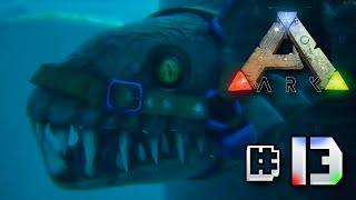 New Base & Set - Ark Survival Evolved || Ep 13
