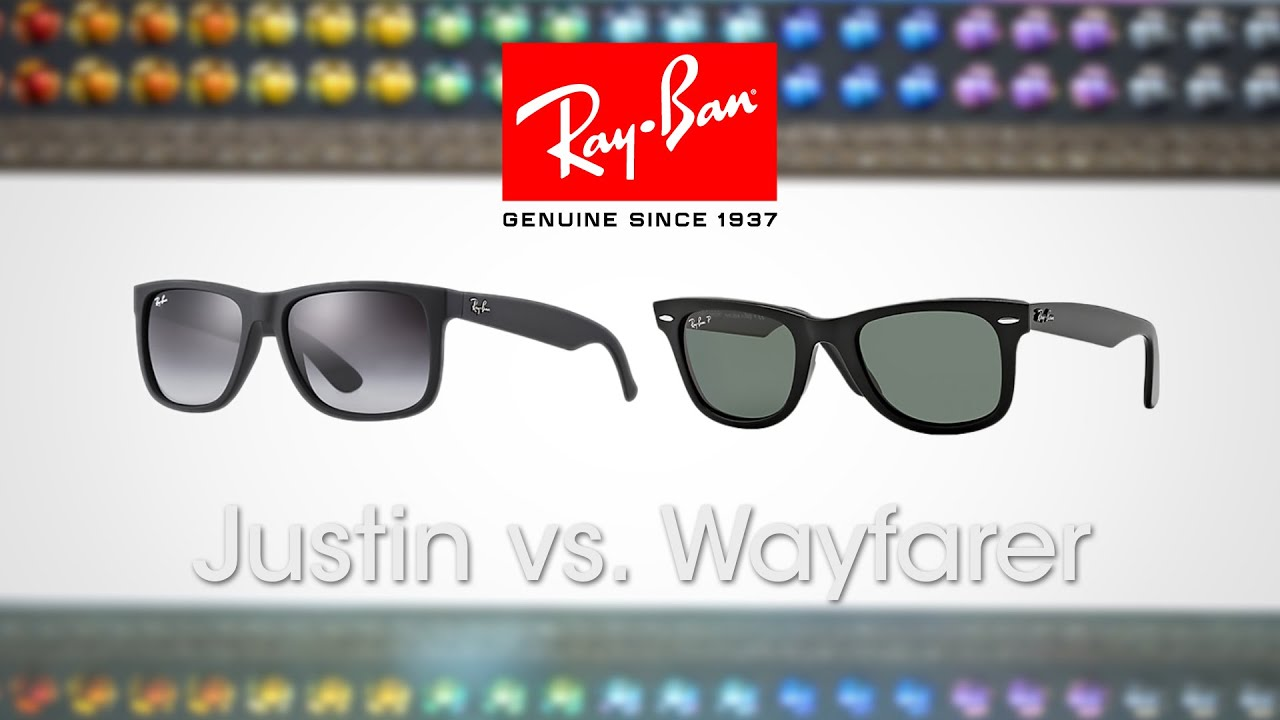 ray ban wayfarer polarized difference