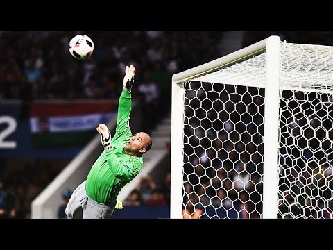 Gabor Kiraly | Fly like an Eagle | Best Saves Compilation | HD 720p