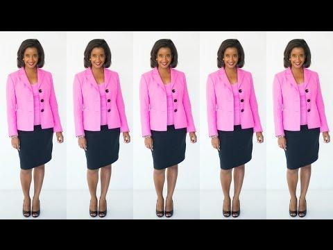 Black Pencil Skirt - 7 Ways To Style!!