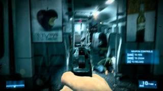 Battlefield 3 Campaign - Mission 1 - Semper Fidelis (1080p)