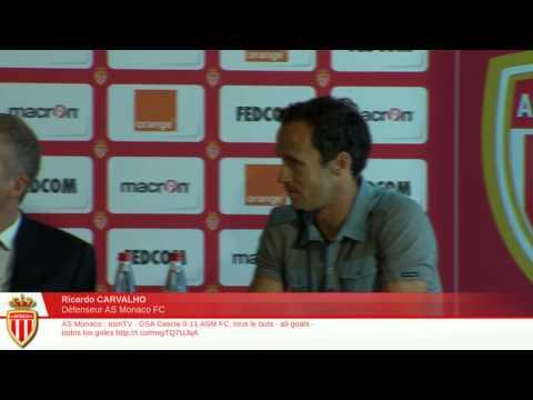 Conférence de Presse AS Monaco TV