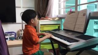 Five Hundred Miles ( Piano Lesson Made Easy Level 2)