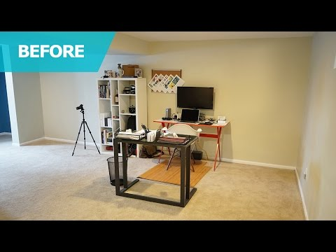 Home Office Ideas & Furniture – IKEA Home Tour (Episode 208)