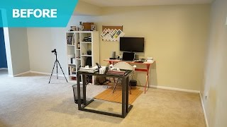Home Office Ideas & Furniture - IKEA Home Tour (Episode 208)