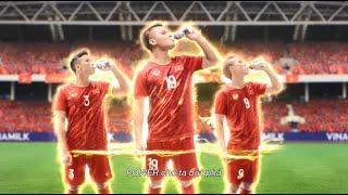 Mới! Phim quảng cáo Vinamilk Power – Năng lượng bứt phá cho đội tuyển Quốc Gia Việt Nam
