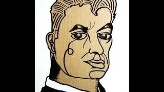 mark ronson portrait : iPAINTeveryday 662