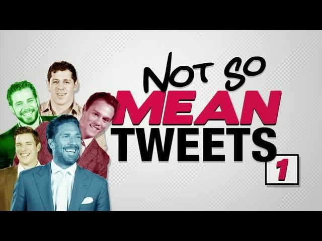 Puck Personality: Not So Mean Tweets 1