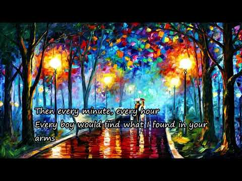 Dean Martin - Everybody Loves Somebody (Lyrics)