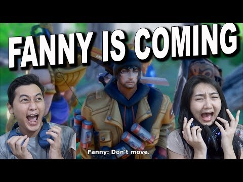 AWAS ADA FANNY !!! MOBILE LEGENDS THE MOVIE (STORY) Episode 7