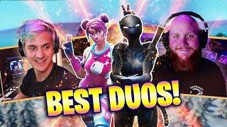 TIM AND NINJA, BEST DUOS PARTNERS? FT. NINJA
