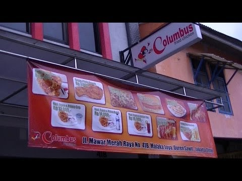 Jakarta Restaurant 5 Columbus Fried Chicken