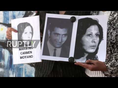 Argentina: Grandmothers of Plaza de Mayo find 127th missing child