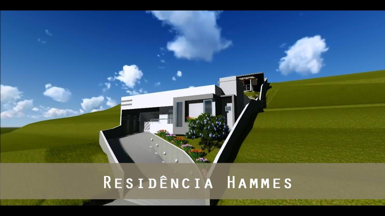 Arquitetura veja agora uma casa com uma arquitetura for Casa moderna economica